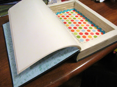 Secret Compartment Book