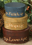 Faith Hope Love Box Set ~ $5.00