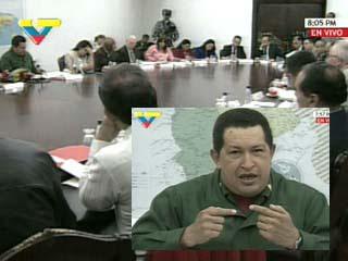 """Aumentó el dolar en Venezuela: Presidente Hugo Chávez anuncia en Consejo de Ministros que se fija el tipo de cambio a BsF. 2.60 por dólar y crea """"Dólar Petrolero"""" a BsF.4,30"""