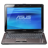 Asus Versatile Performance N80Vc
