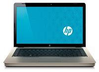 HP G62t series