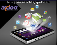 Axioo Picopad QGN Tablet