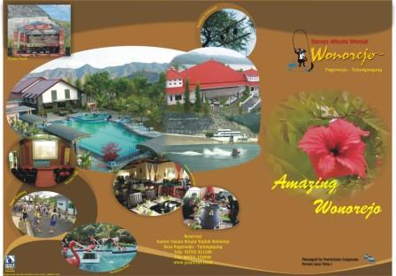 Brosur Taman Wisata Waduk Wonorejo