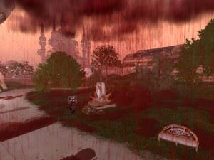 hujan darah
