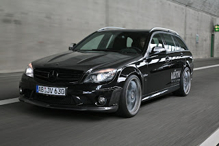 Vath Mercedes Benz C63 AMG Estate