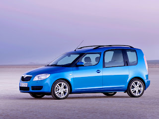 Skoda Roomster Great For Work