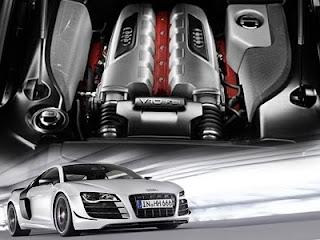 2011 Audi Sports Car R8 GT