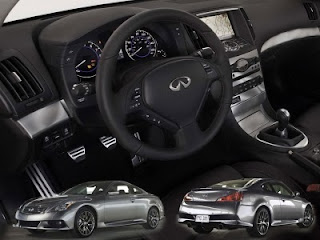 2011 Infiniti Cars IPL G Coupe With New Performance