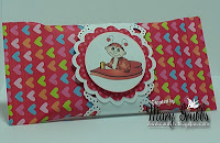 Candy Bar wrapper by Mary