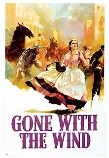 cartel de Armando Seguso para GWTW