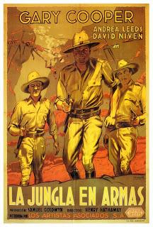 Cartel de La jungla en armas