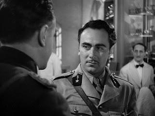 Alberto Morin, en Casablanca