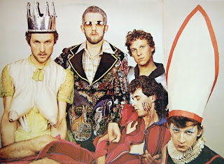 Dont Be Fooled By Their All Black Wardrobe In The Video Below Skyhooks Were Easily Most Flamboyant Androgynous And Successful Australian Glam Rock