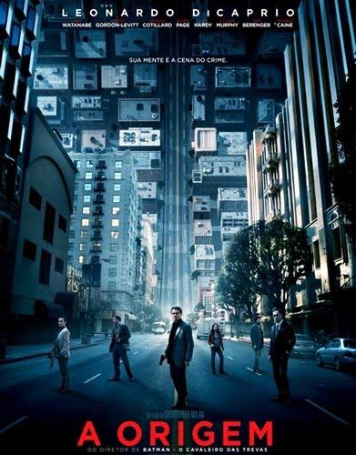 Baixar Filme A Origem – Dublado (DVDRip) Download