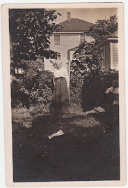 My Great Grandmother Hattie Crossett