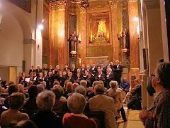 Concert de Sta. Cecilia (patrona dels músics)
