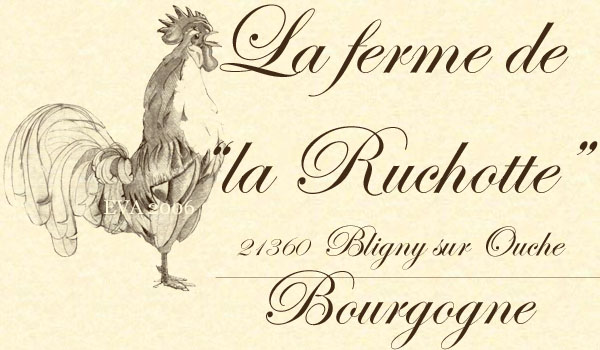La Ruchotte le Blog-Gastronomie-Bio-Aviculture et autres levages...