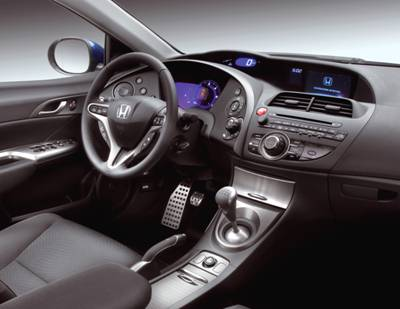 Honda Civic 2009 Interior Favorite Cars P...