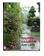 My book about English gardens (in Swedish)