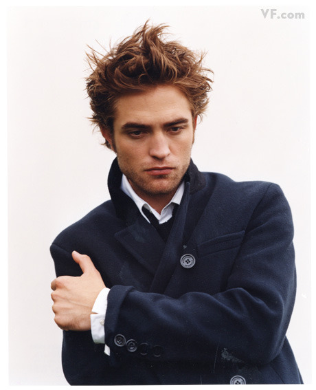 Robert Pattinson Vanity Fair Outtakes Part 5