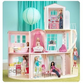 Barbiedream House on Always Wanted To Own Barbie S Dream House I Never Had One It S Totally