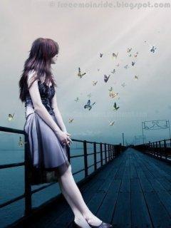 EMO Blog: Alone EMO