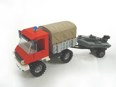 lego boat trailer instructions