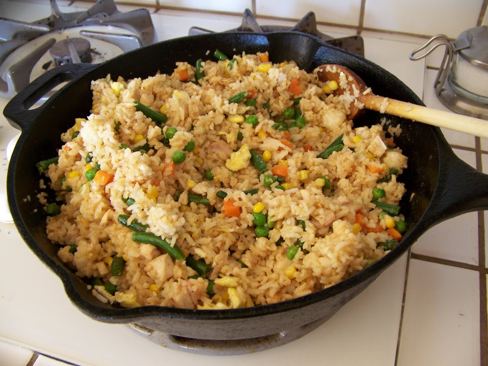 Near to nothing super cheap super easyfried rice ccuart Image collections