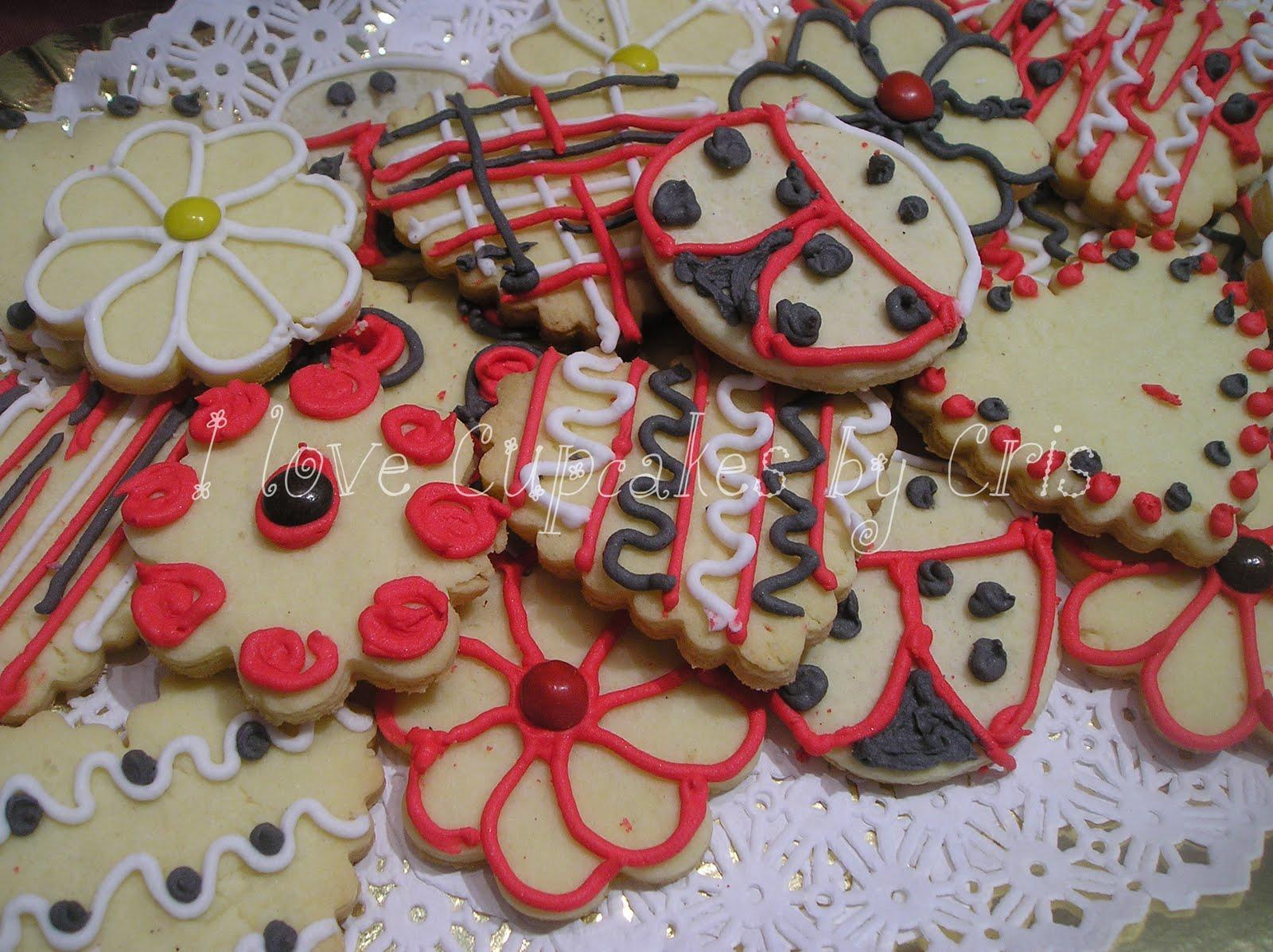 love Cupcakes: Mesa Dulce Temática: Vaquita de San Antonio