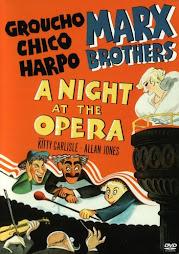 μια νύχτα στην όπερα