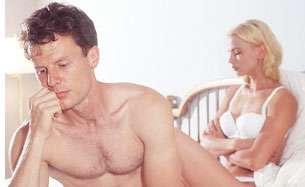 Из за чего мужчины быстро кончают как это лечить