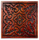 Peruse my tile designs at METAPHOR BRONZE