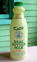 Kate's real buttermilk...YEA!!!