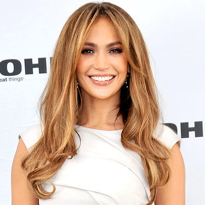 Color Jennifer Lopez Hair on Celebrity Update  Jennifer Lopez Hair Color