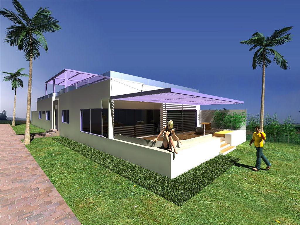 Akst a r q u i t e c t o s casa de playa asia per - Casa de playa ...