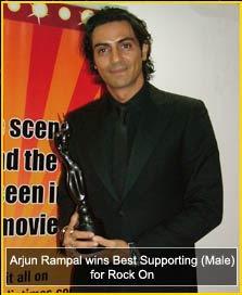 Ganadores de los Filmfare 2009 Arjun+rampal