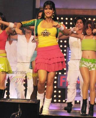 54 Filmfare Awards 2009 Katrina+Kaif+Performances+at+54th+Idea+Filmfare+Awards