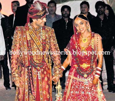 Vivek Oberoi Sister Wedding