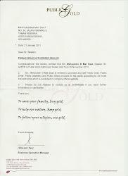 Dealer Authorization Letter