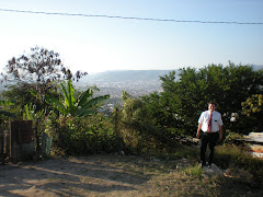 Justin / Tuxtla in background