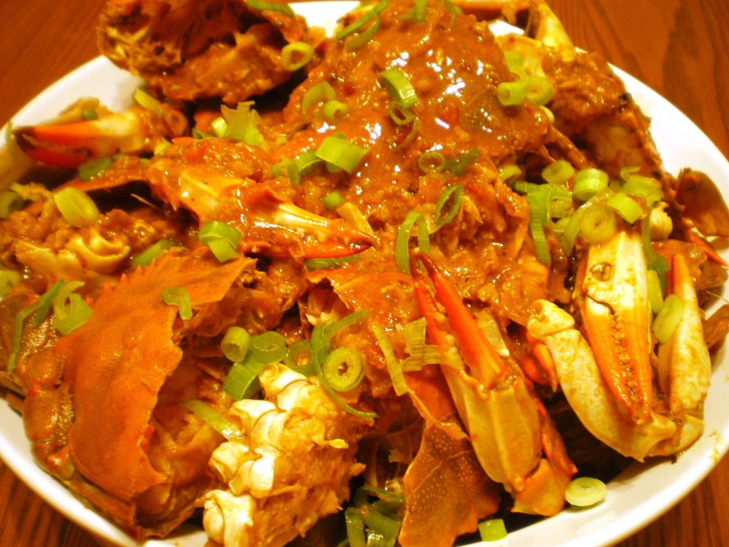 Kulinari Blog: Chili Crabs ng aking Ina!