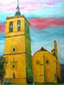 Iglesia al sol