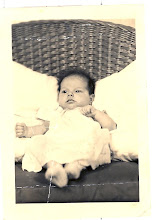 Baby of long ago