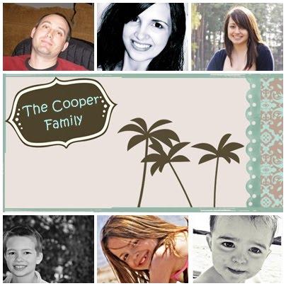 Cooper Family Blog