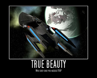 Star Trek Beauty ships