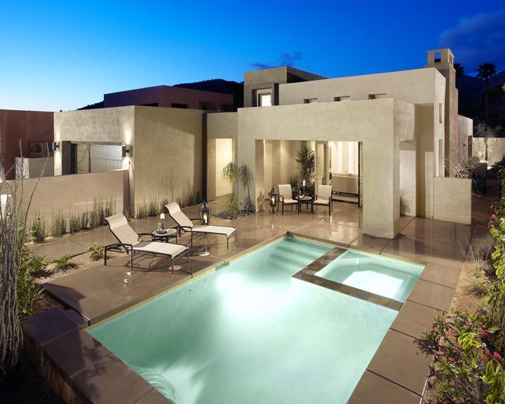 House & Mediterranean Design Styles