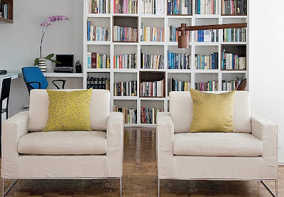 10 Home Office With Beautiful Furniture Combination