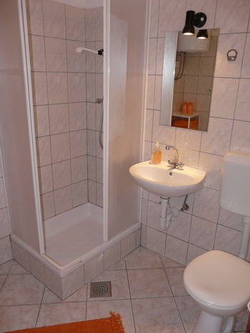 Very small bathroom ideas on a budget home decorating for Very small toilet ideas