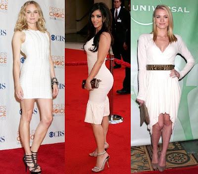 Diane Kruger Kim Kardashian Yvonne Strahovski fashion image