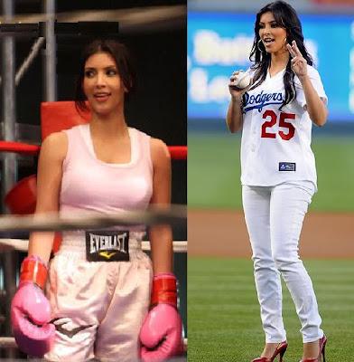 celebrity in fashion sportswear